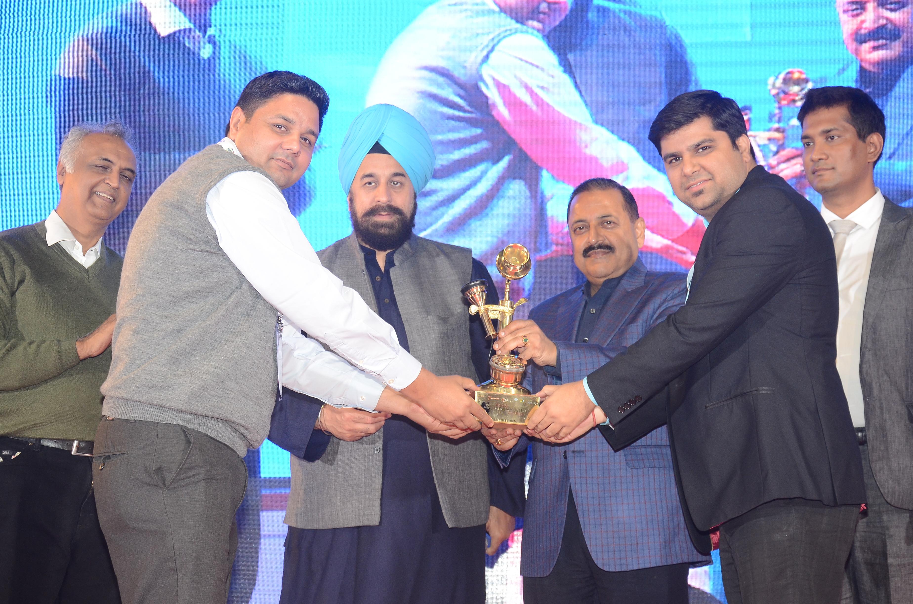 Cloud4C - Cloud winner 2015