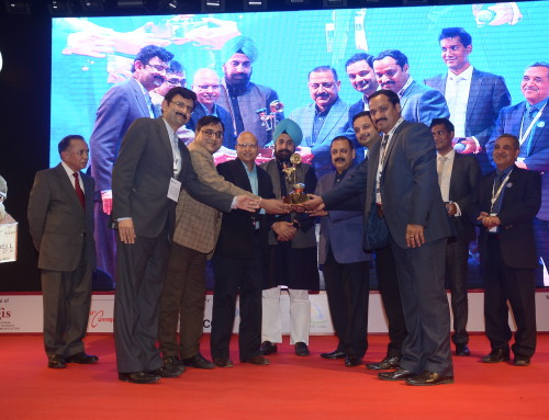 Vodafone India Limited – M2M winner 2015