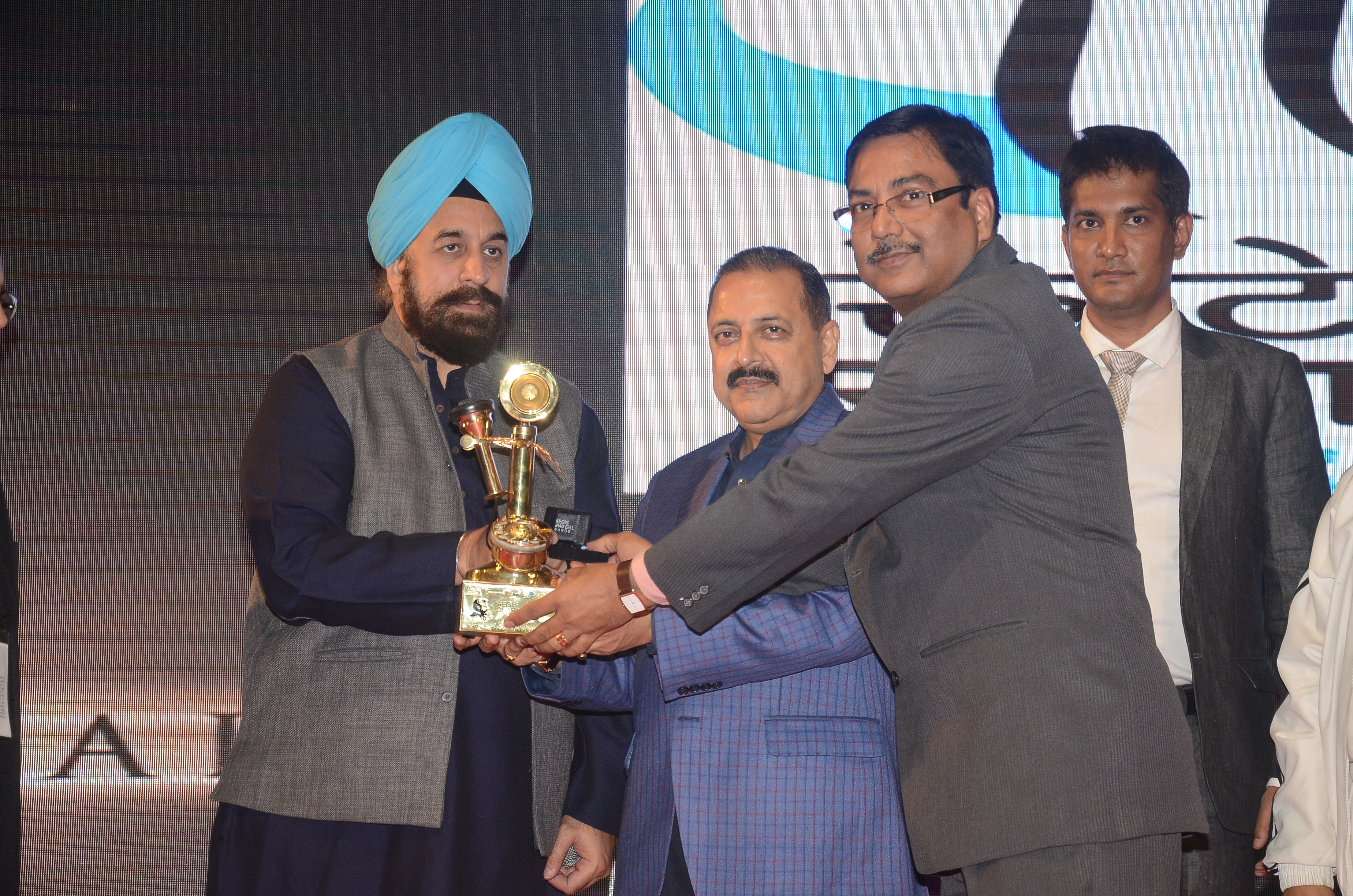 RailTel Corporation of India - Digital India winner 2015