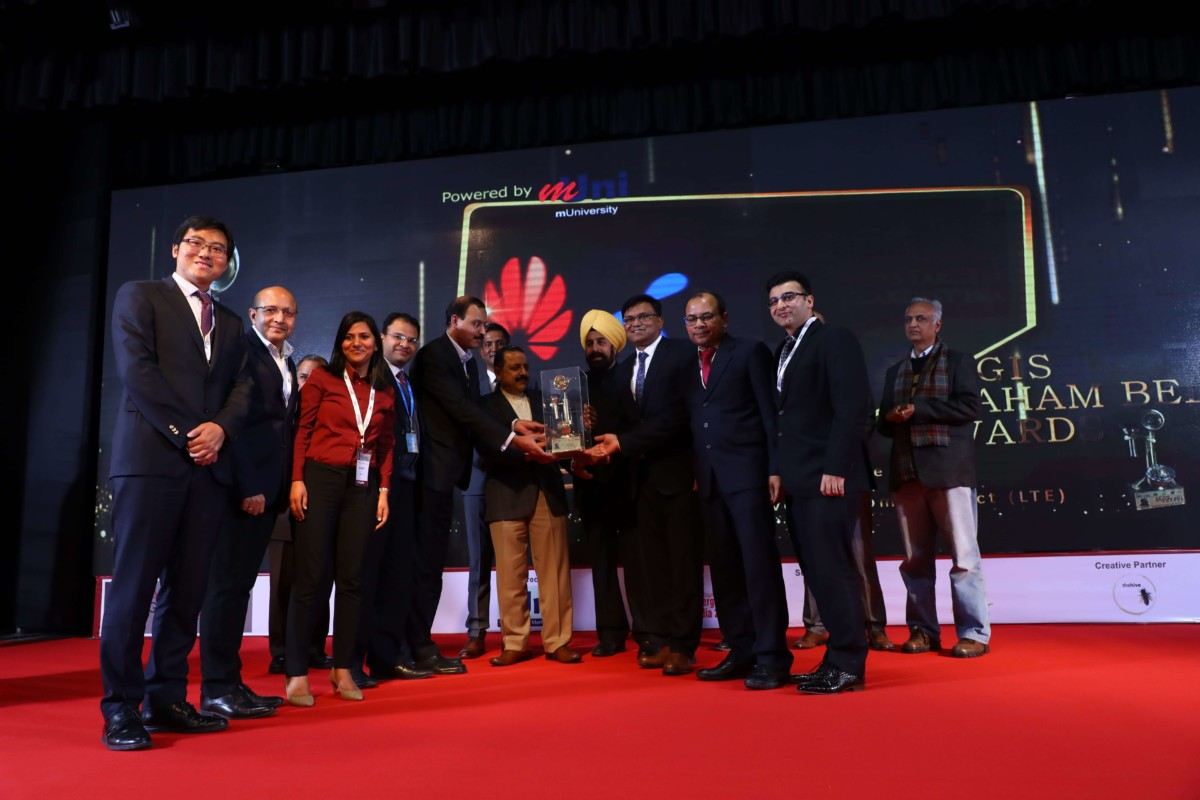 Innovative Telecom Product (LTE) - Huawei & Telenor-min