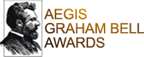 Aegis Graham Bell Awards Retina Logo