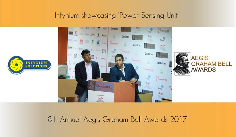 Infynium Solutions presents innovation at the Aegis Graham ...
