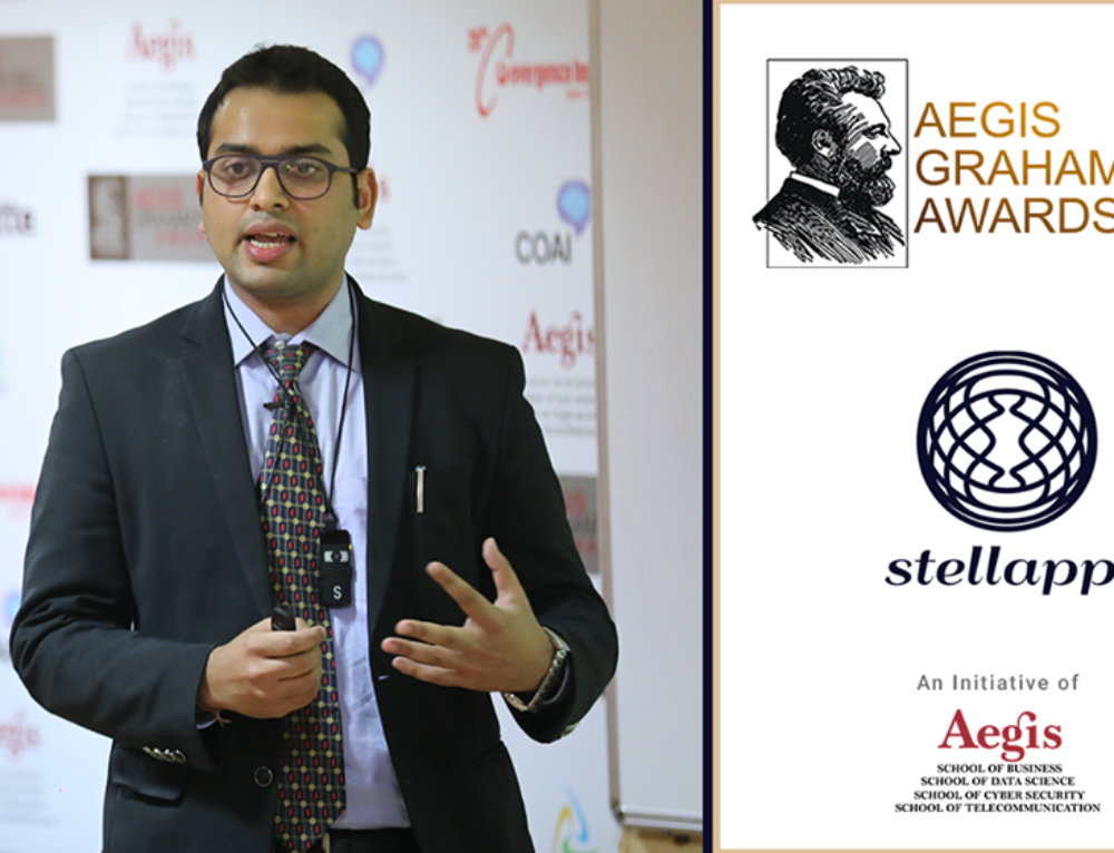 Stellapps Technologies presents its innovation at the Aegis Graham Bell Award Jury Round Day 6