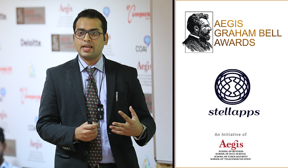 Stellapps Technologies presents its innovation at the ...