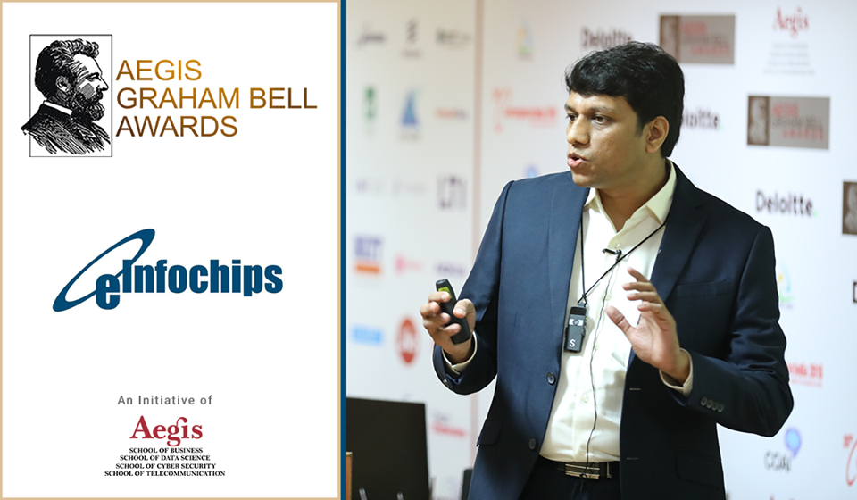 eInfochips presents its innovation at the Aegis Graham ...