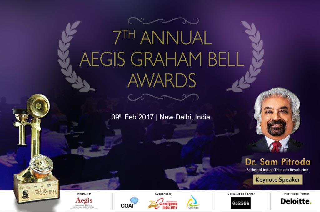 Aegis Graham Bell Awards | The Largest Innovation Awards