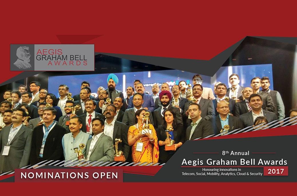 Aegis Graham Bell Awards   The Largest Innovation Awards