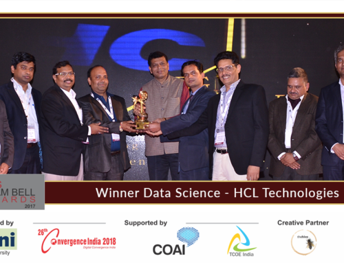 Aegis Graham Bell Awards 8th edition announced HCL Technologies as a winner