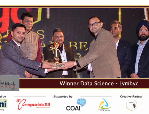Lymbyc Announced as Winner at the 8th edition of Aegis Graham Bell Awards