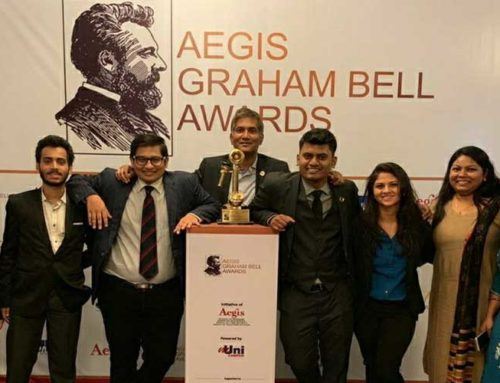 AEGIS SCHOOL OF BUSINESS HOSTS THE SECOND JURY ROUND FOR THE NINTH EDITION OF AEGIS GRAHAM BELL AWARDS
