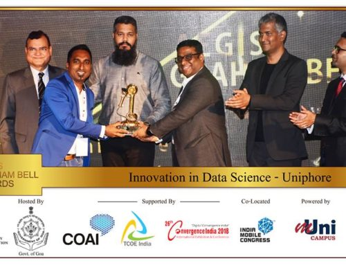 Uniphore Software Systems secures prestigious Aegis Graham Bell Award 2018